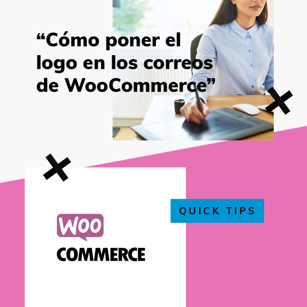 logo • Colocar el logo de tu empresa en los correos de WooCommerce