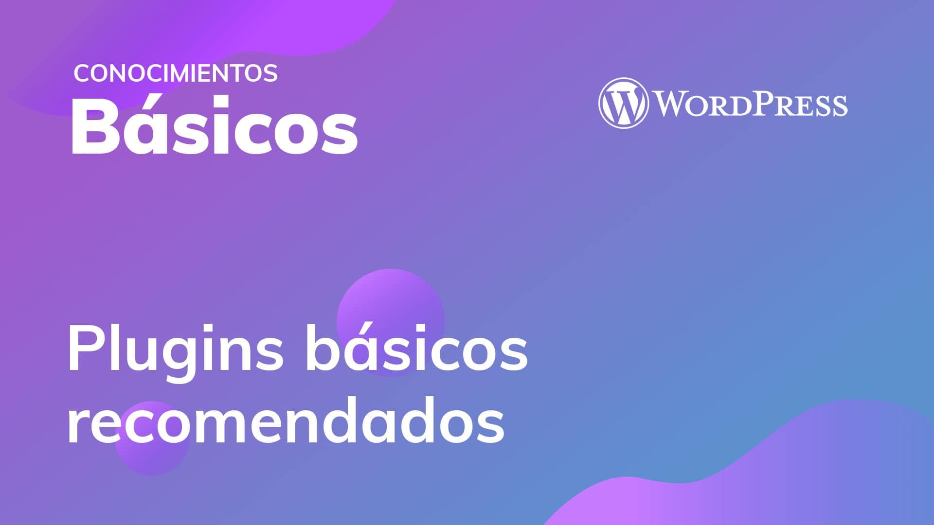 plugins para WordPress